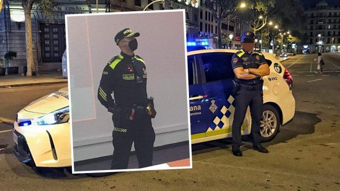 Uniformes de la Policía de Colombia son parecidos a los de la Policía de Europa