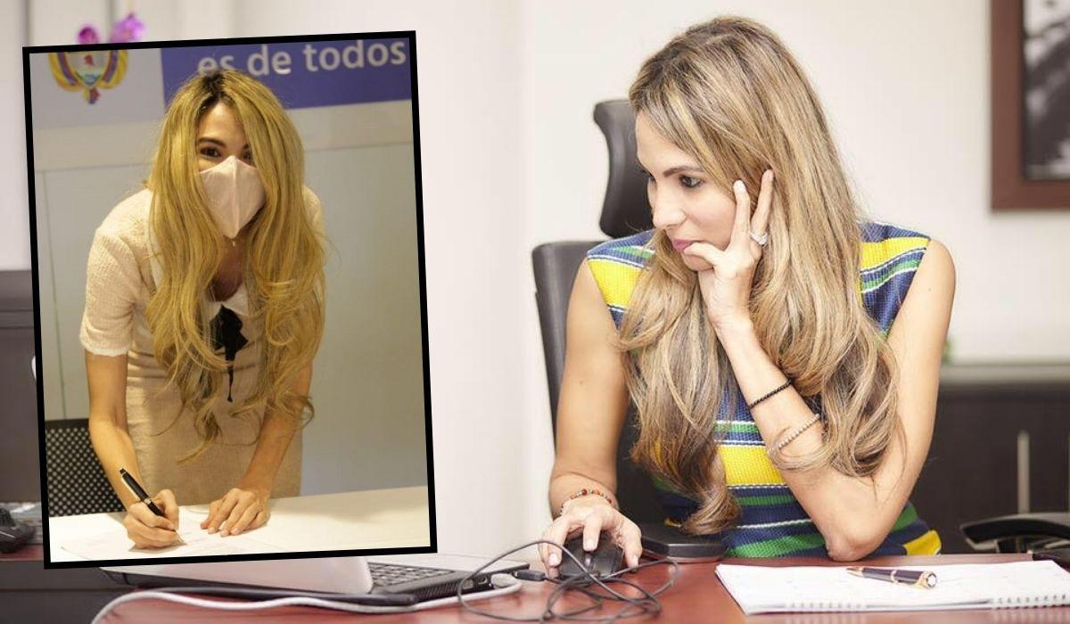 Ana María Aljure, otra ficha política en el gobierno Duque