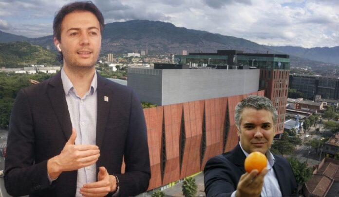 Daniel Quintero quiere convertir a Medellín el Valle del Software