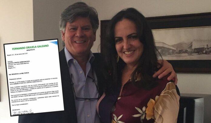 Fernando Orjuela Galeano se cansó de las mentiras del Centro Democrático