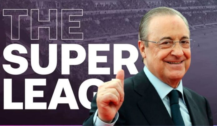 Florentino Pérez, el ambicioso dirigente creador The Super League