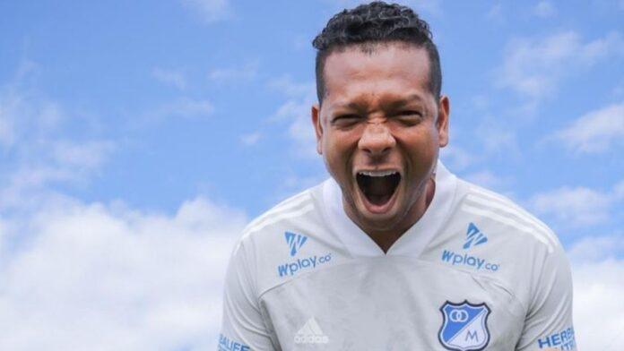 Fredy Guarín recibe apoyo de los colombianos