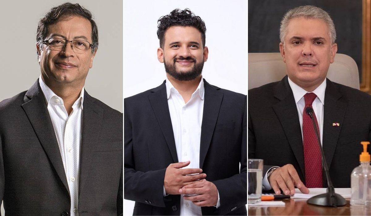 Inti Asprilla sobre los resultados ICFES de Petro y Duque
