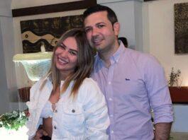 Juan Camilo Fuentes y Franchesca Ochoa
