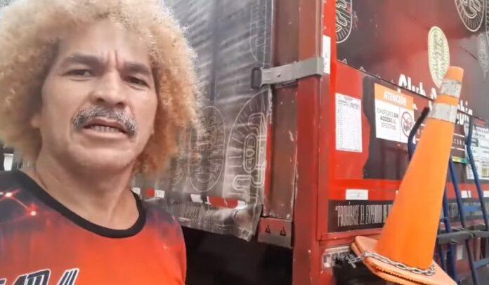 Los poderosos si pueden mover sus camiones