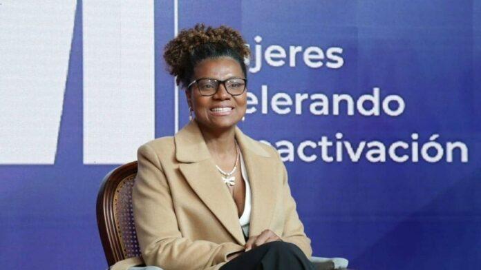 Mabel Torres, Primera Ministra de Ciencia, Tecnología e Innovación de Colombia