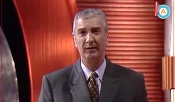 Mauro Viale, periodista argentino murió por covid