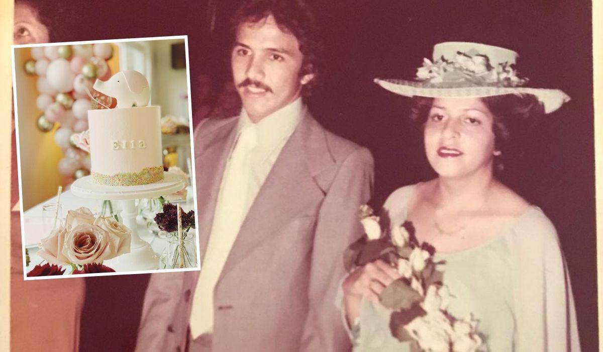 Nació Ella, la nieta de Rafael Orozco