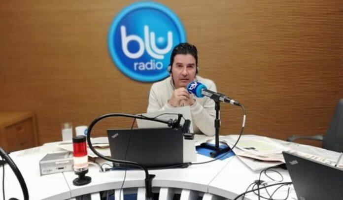 Néstor Morales Foto Blu Radio