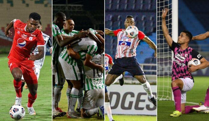 Primera fecha de Copa Libertadores