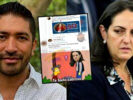 Respuesta de César Pachón a María Fernanda Cabal genera burlas en redes