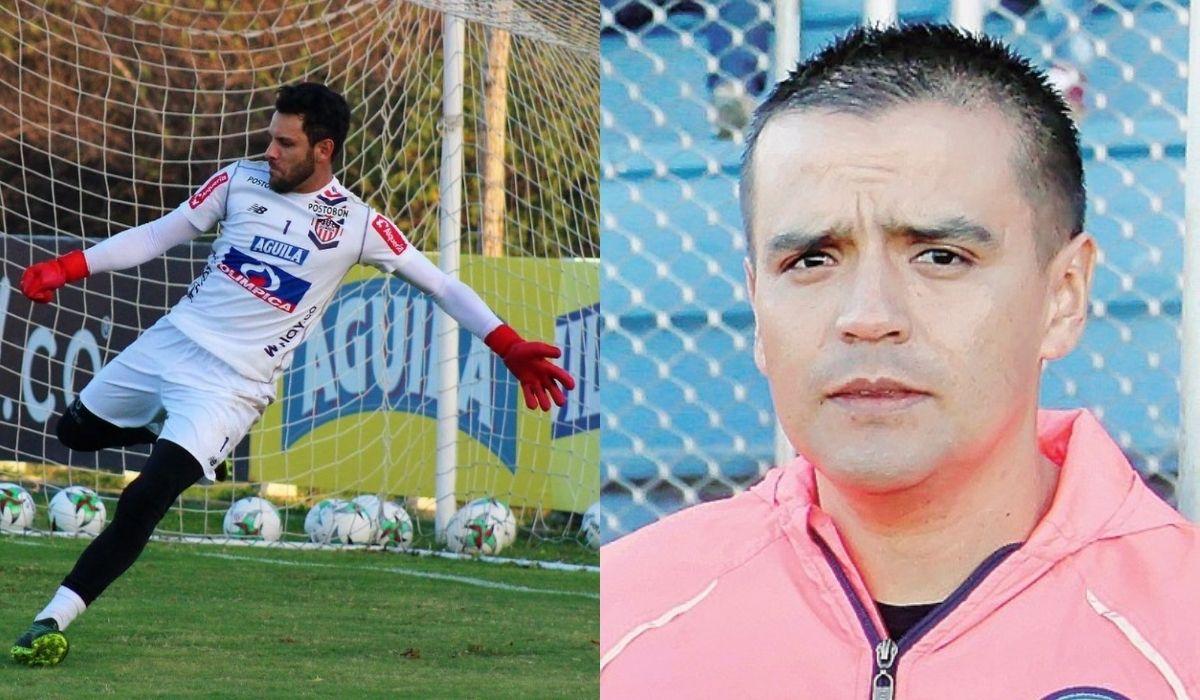 Sebastián Viera Alberto Santacruz