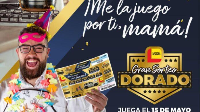 Sorteo Dorado Lotería de Bogotá