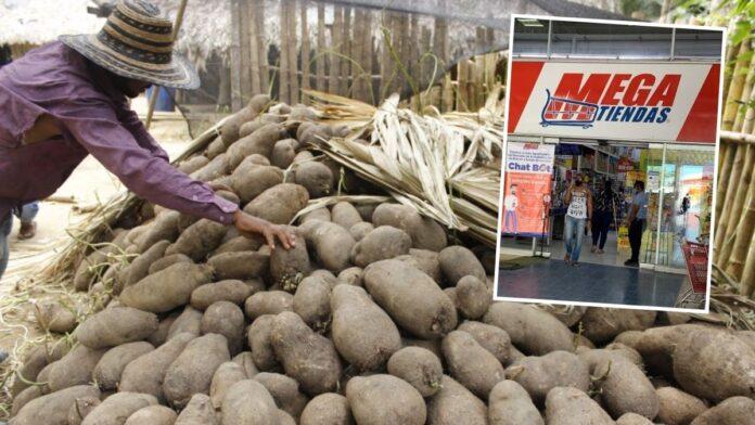 Supermercados y campesinos