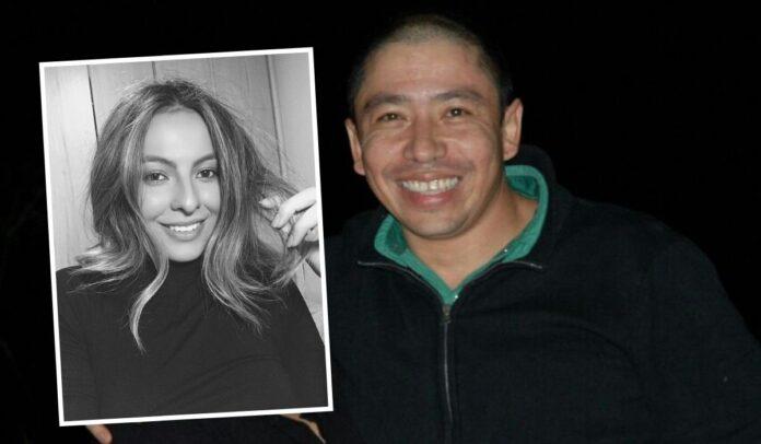 Valentina Alfaro Jaime denunció públicamente a Jorge Arturo González Olarte