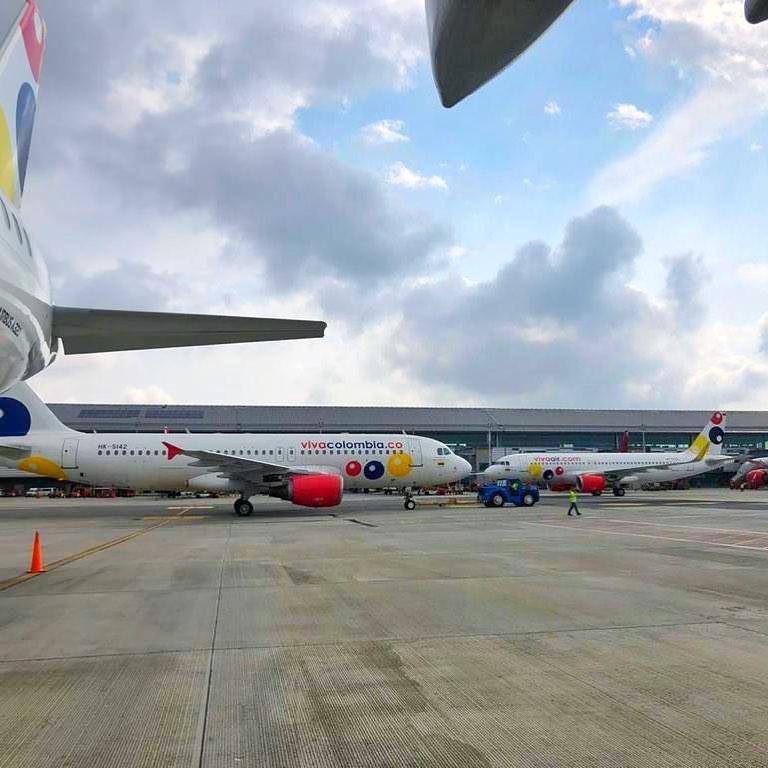 Viva Air aviones