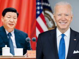 Xi Jinping Joe Biden