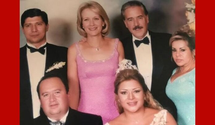 A la boda del Marbelle asistió Andrés Pastrana