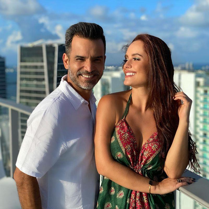 Ana Lucía Domínguez y Jorge Cárdenas Instagram