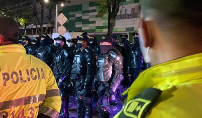 Anonymous se infiltra en las comunicaciones de la Policía Nacional