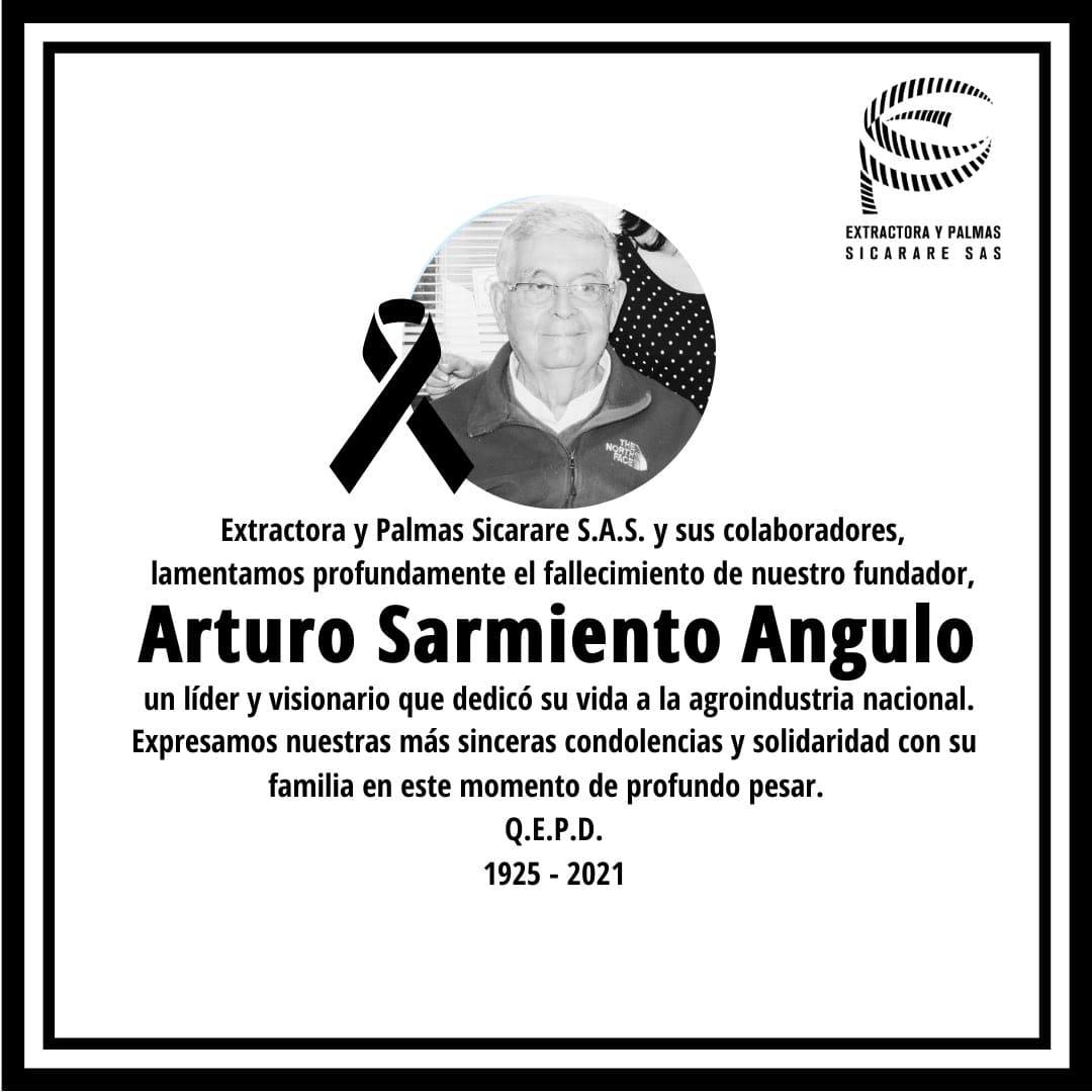Arturo Sarmiento Angulo