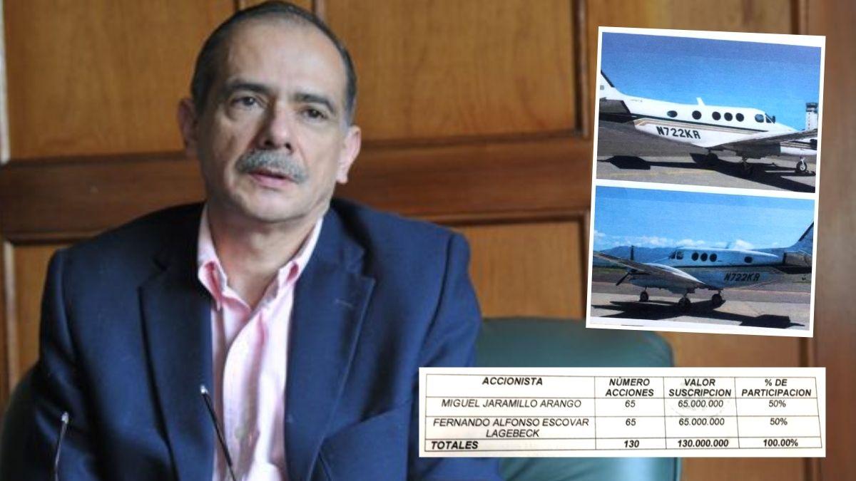 Cae avioneta con coca en Providencia