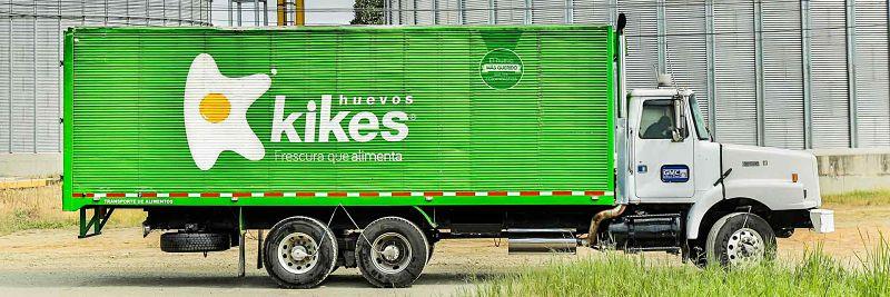 Huevos Kikes se benefició de la corrupción de Agro Ingreso Seguro.