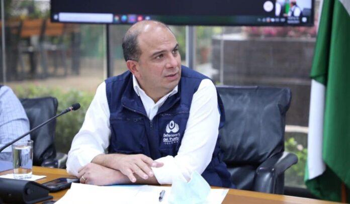 Carlos Camargo, director de la Defensoría del Pueblo