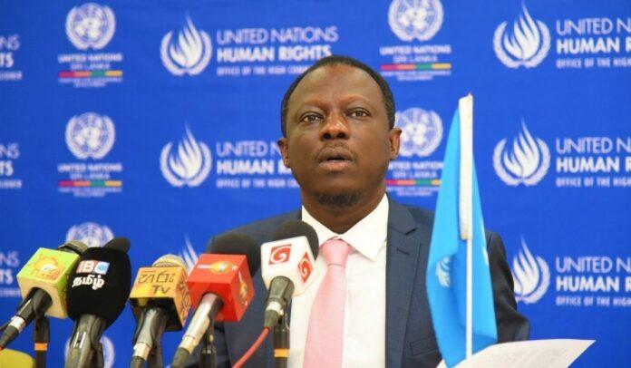 Clement Voule, relator especial de la ONU