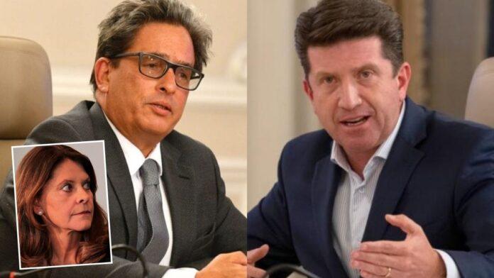 Colombianos piden renuncia de Diego Molano