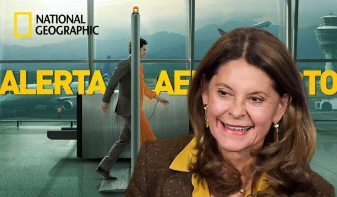 Colombianos volvieron tendencia el programa Alerta Aeropuerto por viaje de Marta Lucía Ramírez a Estados Unidos