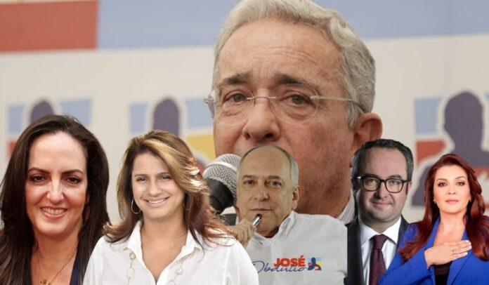 Congresistas del Centro Democrático relacionados al narcotráfico