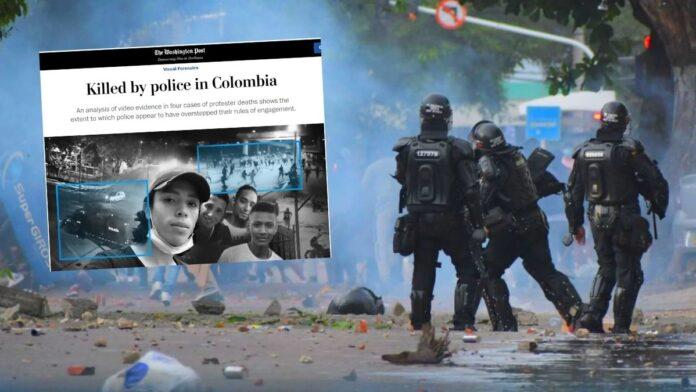 El informe del Washington Post sobre Colombia