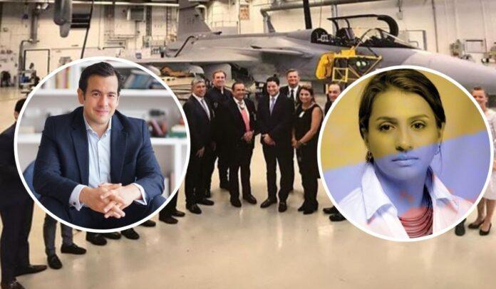 El paro tumbó negocio millonario de compra de aviones