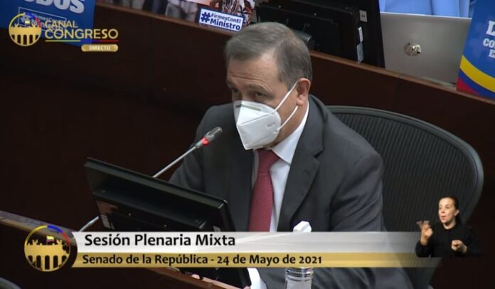 Ernesto Macías, Centro Democrático