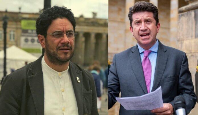 Iván Cepeda denunciará a Diego Molano