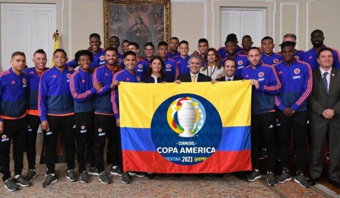 Iván Duque dice sí a la Copa América