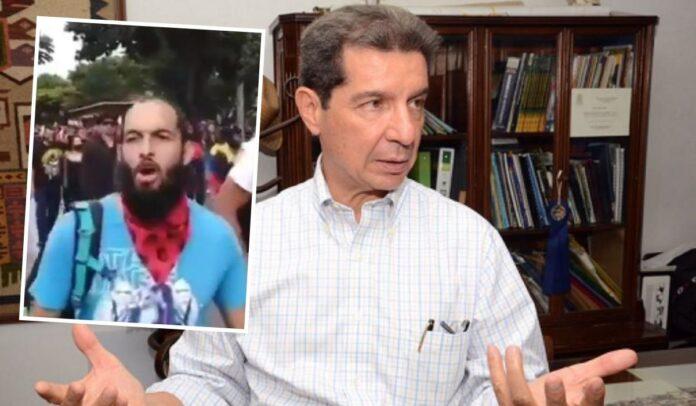 José Félix Lafaurie justifica posible muerte de Lucas Villa