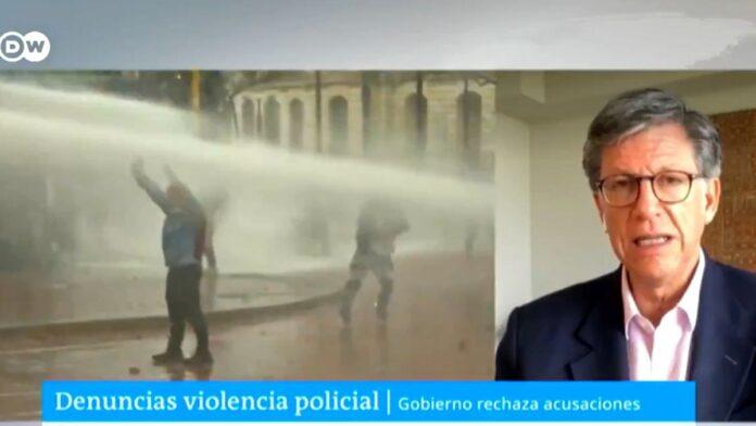 José Miguel Vivanco sobre Colombia
