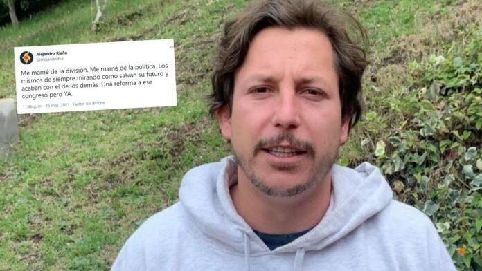 La iniciatva de Alejandro Riaño