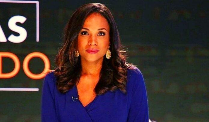 Mábel Lara, presentadora y periodista