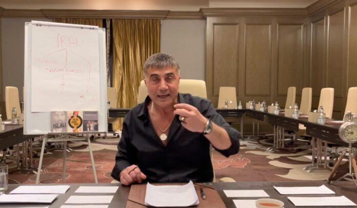 mafioso turco Sedat Peker