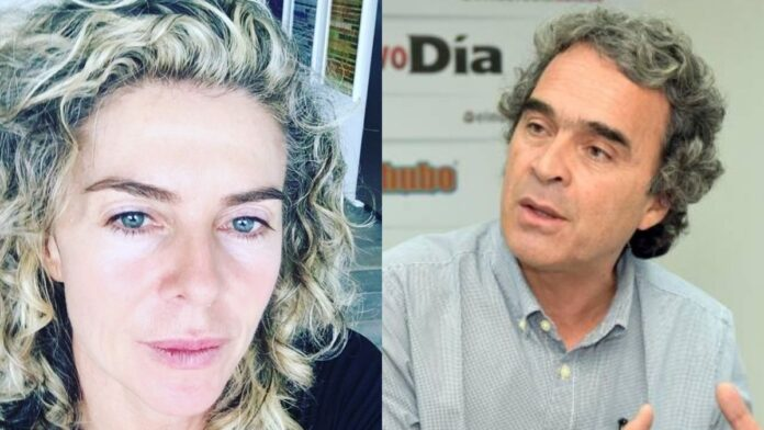 Margarita Rosa de Francisco sobre Sergio Fajardo