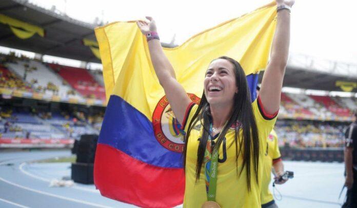 Mariana Pajón sobre las protestas en Colombia