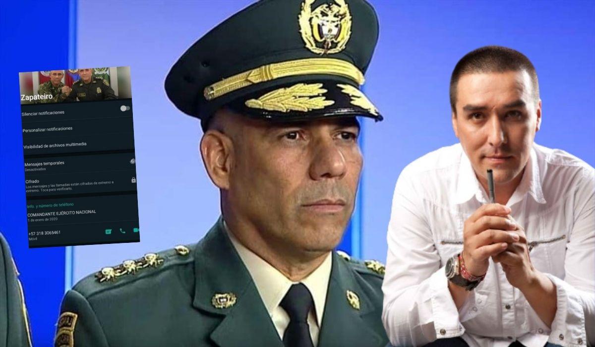 Matador denuncia a Zapateiro
