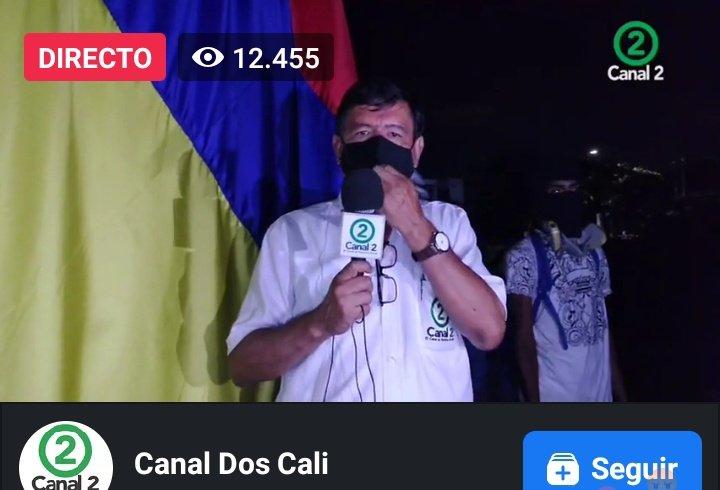 José Alberto Tejada y su camarógrafo del Canal 2 recibieron chalecos  antibalas