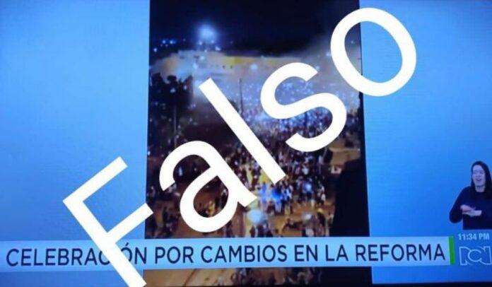 Noticias RCN le miente al país