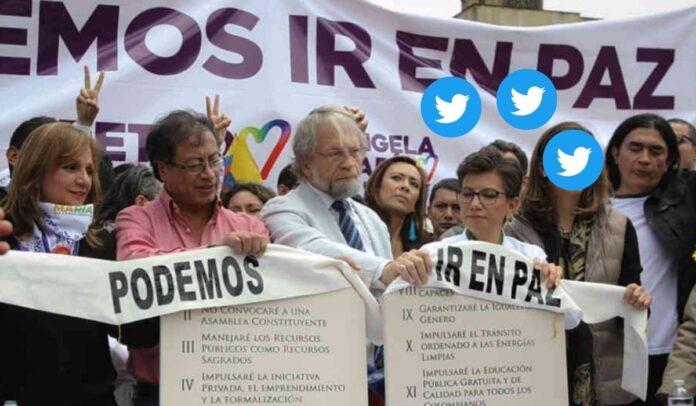Nuevo enfrentamiento entre Claudia López y Gustavo Petro