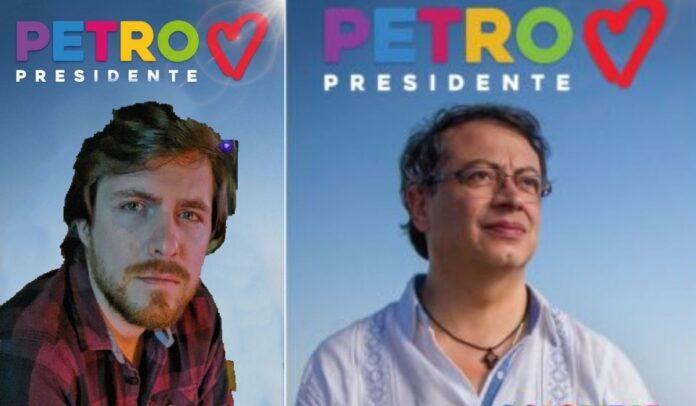 Petró brasileño Petro colombiano