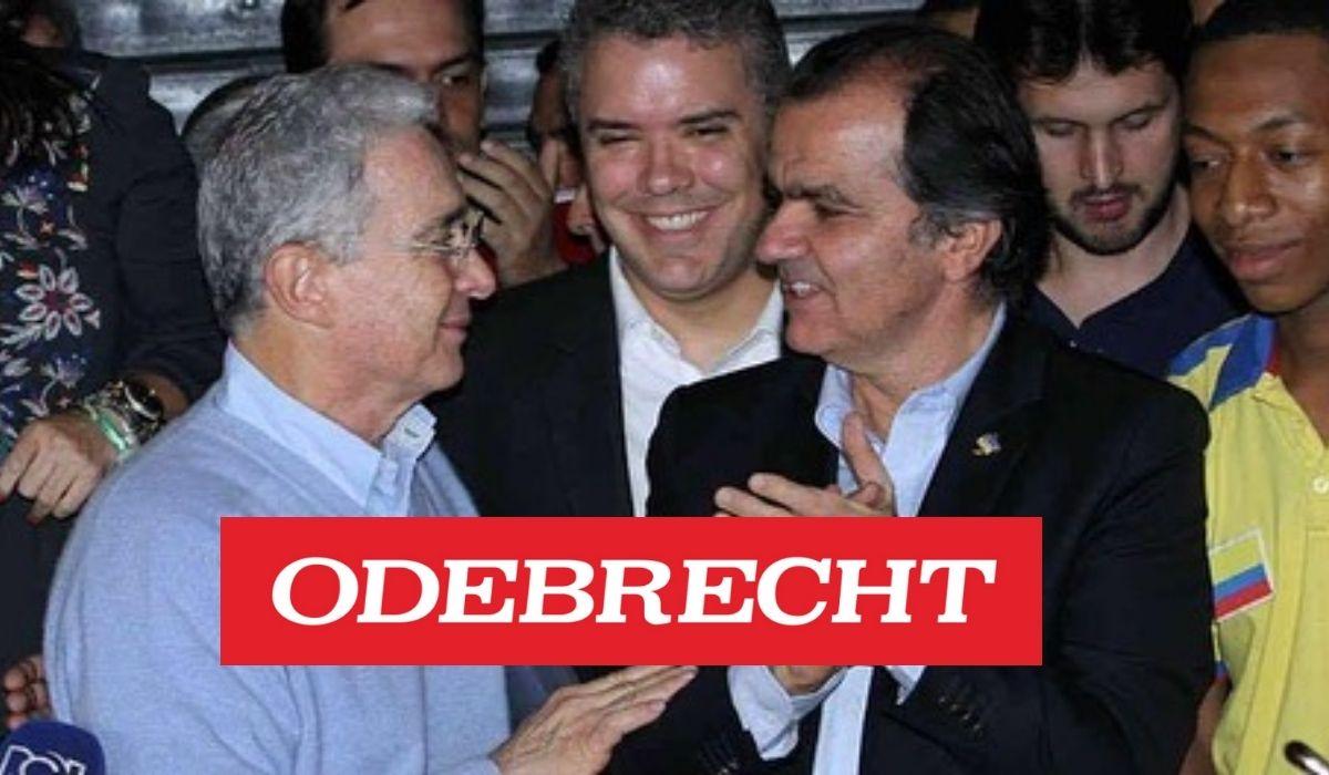 Uribe, Duque y Zuluaga están involucrados en el caso de corrupción de Odebrecht